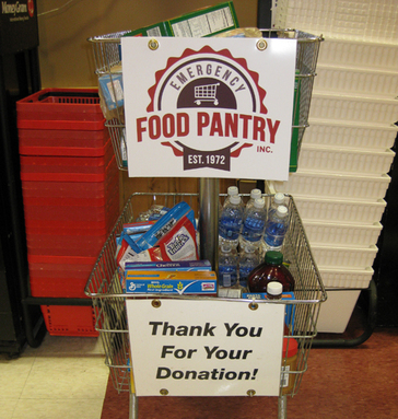 Can You Spare Some Cash Or Food Kfgo 790
