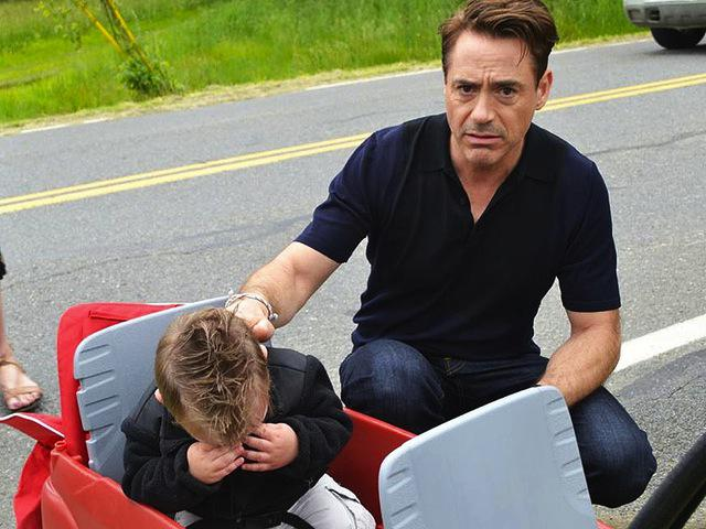 robert downey jr met one of his biggest fans on