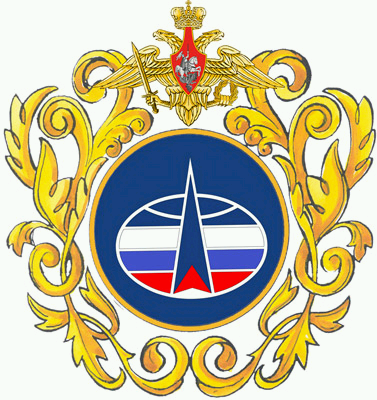 The seal of the Russian Space Forces