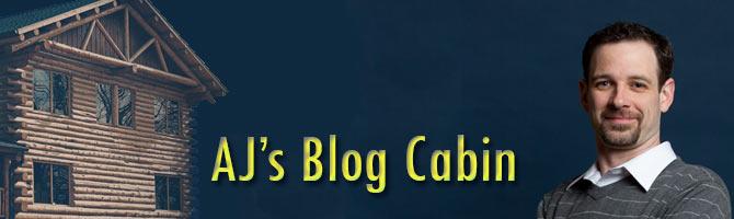 AJ's Blog Cabin