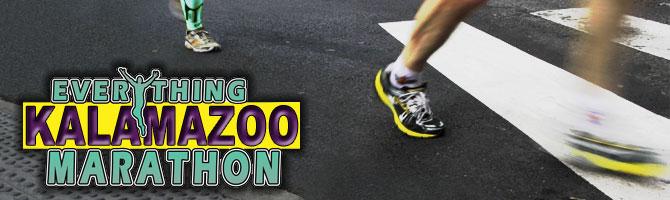 Kalamazoo Marathon Blog