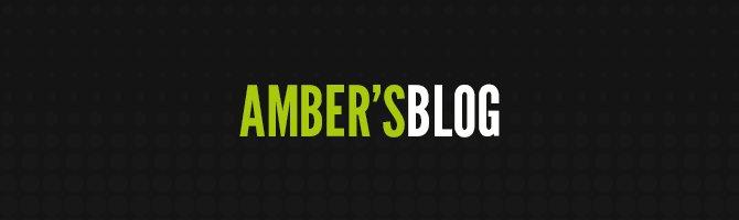 Amber's Blog