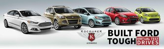 Kocourek Built Ford Tough Virtual Test Drives