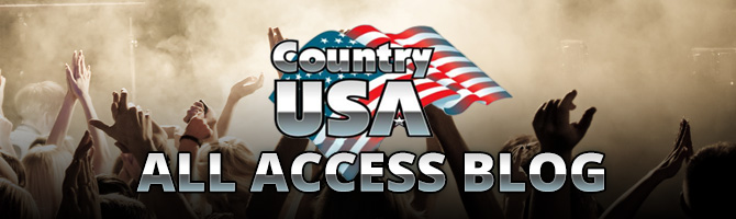 Country USA All Access Blog