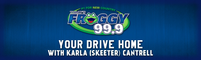 Your Drive Home with Karla (Skeeter) Cantrell