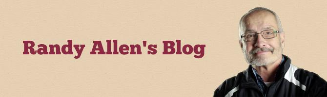 Randy Allen's Blog