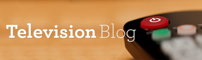 Television Blog