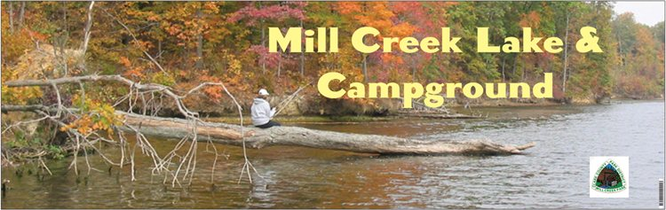 Mill Creek Lake & Campground